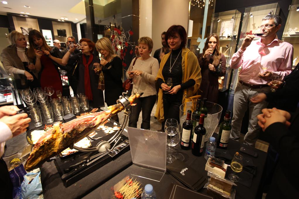 Spanish gourmet experience